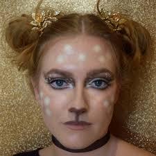 halloween makeup mac halloween doe makeup look u2014 cara scott