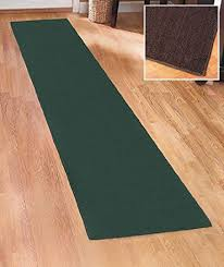 Kitchen Floor Runner by Amazon Com Non Skid Floor Runner Hunter Green 120