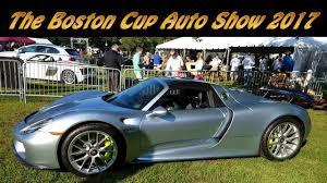 porsche hybrid 918 boston cup 2017 porsche 918 spyder hybrid lamborghini