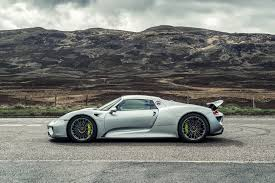 Porsche 918 Awd - porsche 918 spyder reimagined with a 2018 facelift automobile