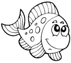 Fish Coloring Pages Coloring Page Children Sheets Preschool Ocean Coloring Pages Preschool