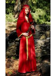 norman dresses costume norman dress with headscarf thevikingstore co uk
