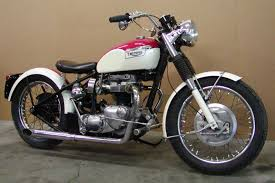1970 triumph 650 custom legend cycle maintaining the art of