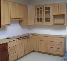 Unfinished Kitchen Cabinet Doors Unfinished Oak Cabinets Solid Maple Wood Unfinished Stain Grade