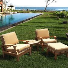 Patio Set As Patio Furniture Sets For Great Teak Wood Patio - Wood patio furniture