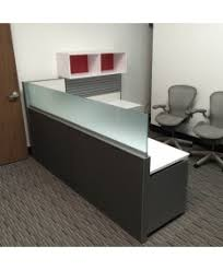 Knoll Reception Desk Knoll Used Cubicles Used