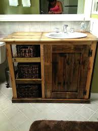 Diy Bathroom Cabinet Diy Bathroom Cabinets Wood Projects Diy Bathroom Vanity