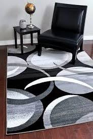 Modern Rugs Affordable Navy Gray Modern Rug Kaleidoscope Contemporary Affordable Area