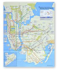 map of new york and manhattan a new subway map for new york interactive feature nytimes