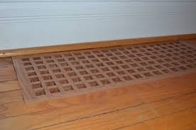 Floor Grates grate flush mount for already installed floor american wood vents