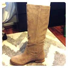 boots size 12 50 sole society boots taupe kellini boots size 12