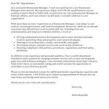 property manager cover letter property letter cover letter