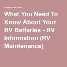 best 25 rv battery ideas on pinterest diy solar panel kits van