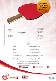 10 rules of table tennis activesg table tennis challenge series 2016 activesg