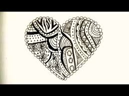 how to make a zendoodle zendoodle speed drawing