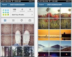 cara membuat instagram grid cara membuat foto grid di instagram yang lagi trend kekinian