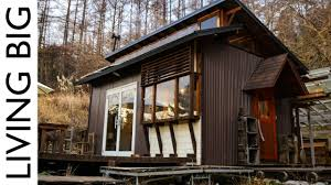 Cabin Majestic Off Grid Cabin In The Japanese Mountains Youtube