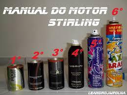 manual do motor stirling maio 2013