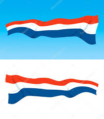 Hollanda Flag Holland Flag Clipart Collection