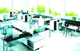 home office modern contemporary desk furniture room design small