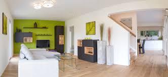 Wohnzimmer Und Esszimmer Farblich Trennen Wohn Esszimmer Offen
