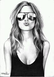 233 best art images on pinterest drawing girls drawings