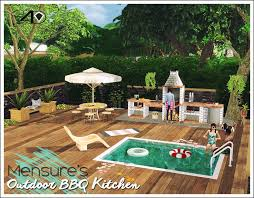 30 best sims 4 outdoor sets images on outdoor sims 4