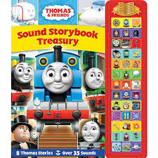 thomas friends books sound storybook treasury toystop