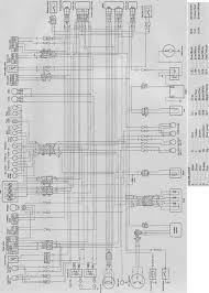 1986 yamaha virago 700 wiring diagram schematic wiring diagram