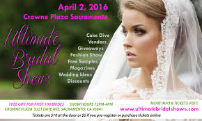 bridal shows ultimate bridal shows 2017 tickets sun apr 2 2017 at 12 00 pm