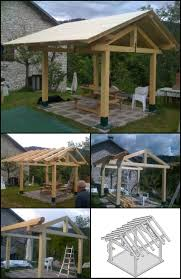 Patio Gazebo Ideas by How To Build A Backyard Gazebo Http Theownerbuildernetwork Co