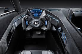 volkswagen concept van interior volkswagen golf gte sport concept is a carbon fiber plug in hybrid