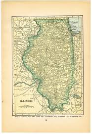 Chicago Illinois Map by 32 Best Maps Images On Pinterest Antique Maps 50 States And Map