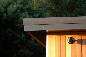 Flat Roof Yardpod Flat Roof Overhang Yardpods