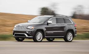 car jeep 2016 2016 jeep grand cherokee v 6 test review car and driver