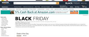 amazon black friday books the best of this year u0027s black friday cyber monday marketing blog