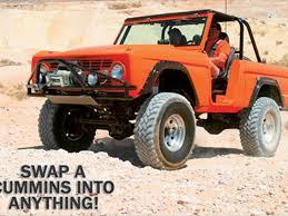 jeep wrangler unlimited diesel conversion cummins diesel engine cummins 4bt diesel power magazine