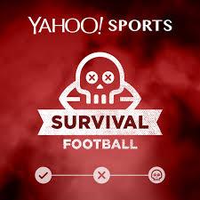 Challenge Yahoo Survival Football Yahoo Sports