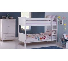 Buy Collection Kingston Bunk Bed White At Argoscouk Your - White bunk beds uk
