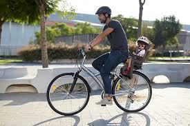 fixation siege velo hamax emmener enfant en vélo quelles solutions