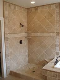 travertine bathroom tile ideas interesting travertine shower tile about home interior remodel