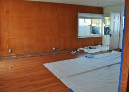 how to paint wood paneling u2014 home designing