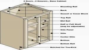 standard kitchen cabinets standard depth of kitchen cabinets m4y us