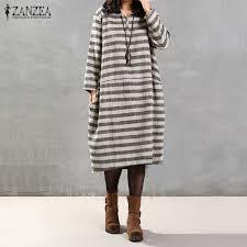 online get cheap casual calf length dresses aliexpress com