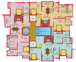 What Is The Floor Plan Whitehouse Rithanya Enclave In Saravanampatti Coimbatore Price