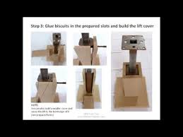 How To Make A Pedestal Table How To Build A Single Pedestal Table By Www Risailsystems Com