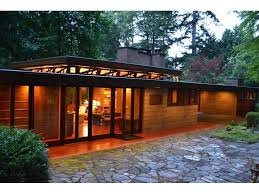 frank lloyd wright inspired home plans collection frank lloyd wright ranch house photos free home