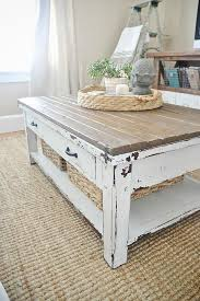 Custom Coffee Tables by Best 25 Rustic Coffee Tables Ideas On Pinterest House Furniture