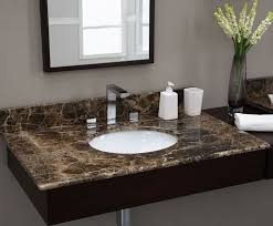 Marble Bathroom Vanity Tops by Newstar Supply Nmj031 Dark Emperador Marble Vanity Tops Granite