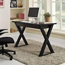 Black Glass Computer Desks For Home Unique Computer Desks For Office Including Walker Edison Furniture